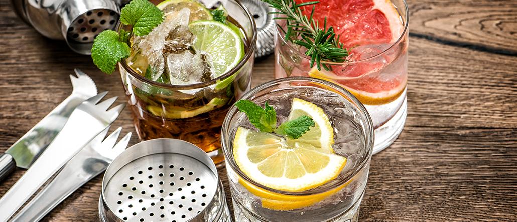 Gin-Tasting inkl. eigener Herstellung